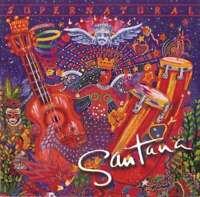 Santana Supernatural CD Album 3025