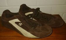 Vintage Champion Waffle Sneaker Running Shoes Trainers Brown Men's size 11