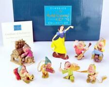 WDCC - Snow White and the seven Dwarfs - Ornament Set