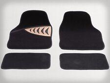 SKY Universal Autofußmatten Silverstone bronze-schwarz Fussmatten Floordirekt