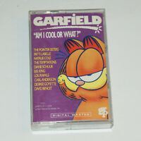 Garfield Am I Cool or What? Cassette Tape  1991  10 Tracks