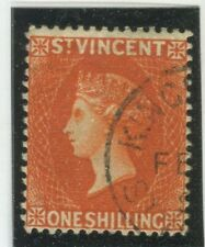 St Vincent Stamps Scott #53 Used,Fine-VF (X8135N)
