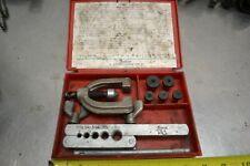 Snap-On TF-5 Double Flaring Tool Kit