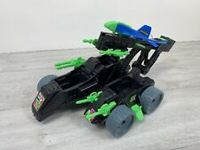 Gi Joe Action Force ATTACK CRUISER Vehicle Very Nr Complete Hasbro 1991
