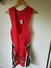SMS Santini Cycling Shorts Red