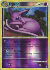 Pokemon Card Espeon 4/95 Reverse Holo Foil Rare NM