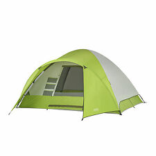 Wenzel 8 Person Portico 10 x 12 Ft. Outdoor Family Camping Tent, Green   7362516