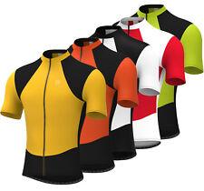 Mens Cycling Jersey Half Sleeve Top Cycling Racing Outdoor Biking Short Sleeve