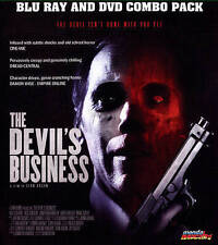 The Devils Business - Mondo Macabro (Blu-ray/DVD 2-Disc Set)