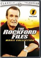 The Rockford Files Movie Collection Volume 1 Vol One New DVD Region 1