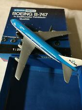 SCHABAK  1/250  BOEING  B-747  DE  LA  COMPAGNIE  KLM