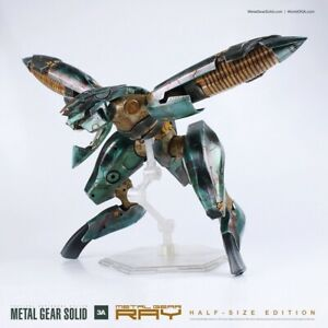 3A Metal Gear Solid RAY Statues Figures 8.6in. Half-Size Edition Sons of Liberty