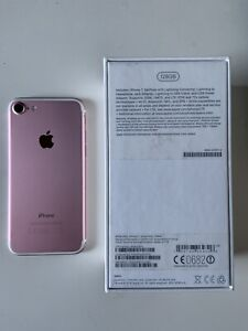 Apple iPhone 7 - 128GB - Rose Gold (EE) A1778 (GSM)