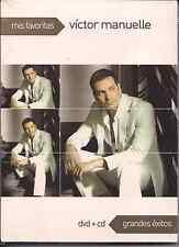 Salsa 70s 80's Victor Manuelle CD+DVD hay que poner el alma HE TRATADO cenizas