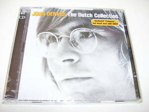 John Denver - The Dutch Collection * 2 CD SET HOLLAND JAN SMIT * NEW NOT SEALED