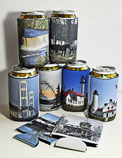 1 Custom Foam Can Coolies Insulators Coolies Your Photo Text Weddings, Parties