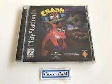 Boite + Notice (Sans Jeu) - Crash Bandicoot 2 - Sony PlayStation PS1 - NTSC USA