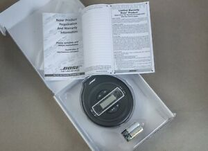 New or unused Bose PM-1 portable CD player with box and papers. Free shipping