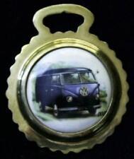 NEW VW VAN 0007 Ceramic Harness Horse Brass Volkswagen Van Gift WOW YOUR WALLS!