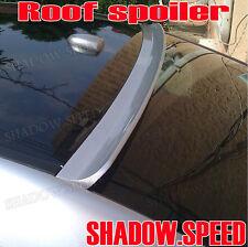 Unpainted B Type Rear Roof Spoiler Wing For Mazda 3 2010 11 12 13 4dr 4d sedan ☢