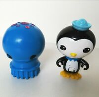 CBeebies Octonauts Peso And The Giant Comb Jelly Toy Figures Set