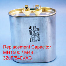 1500W Oil filled Capacitor HID MH1500 M48 32uF/540VAC ~UL APPROVED~