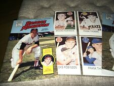 Brooks Robinson Baltimore Orioles Baseball Comic Book Set in Folder