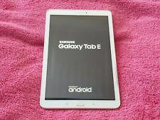 "Samsung SM-T560 Galaxy Tab E  9.6"" Wi-Fi Tablet (FAULTY)"