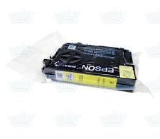 Genuine Epson 702 Yellow DuraBrite Ultra Ink Cartridge WF-3720 (NOT Initial)