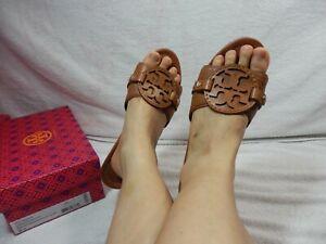 Tory Burch Wedge  Sandal size 8.5  M w Box