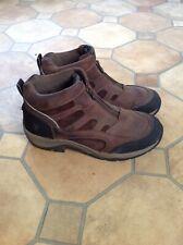 Ariat Ladies Terrain H20 Zip Walking & Endurance Riding Boot, Used Size 6.5