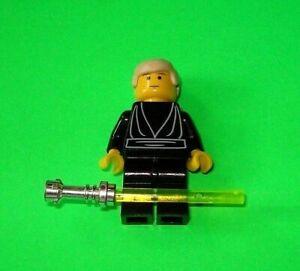 LEGO STAR WARS FIGUR ### LUKE SKYWALKER AUS SET 7104 - CHROM SCHWERT ### =TOP