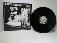 Health Hazard – Discography Flat Earth LP FE 13 666 Grade: VG+