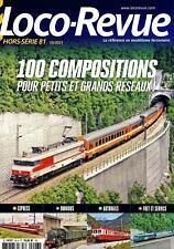 Loco Revue Hors Série n°93 - Revue neuve - 100 compositions