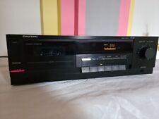 Grundig CF303 Tapedeck Kassettendeck Kassettenrecorder Stereo HiFi Tonband