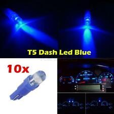 10x Blue Led Bulbs T5 70 74 2721 Instrument Dash Gauge Light For Toyota Avalon