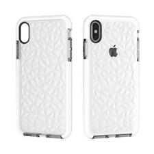 IPhone dieci XS 5.8 Stampa Geometrica telefono caso 3D Trasparente Contemporanea coperchio trasparente