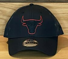 New Era - Chicago Bulls - Snapback Cap - Black - 9Forty