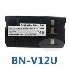 Battery for JVC BN-V11U BN-V12U BN-V10U BN-V20U GR-FX14 GR-FX16EK PV-L453D