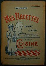 Marmiton: Mes Recettes pour votre Cuisine