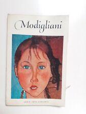 Modigliani Serie arte Garzanti L1986