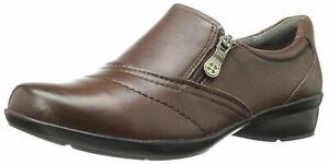 Naturalizer Women's Clarissa Slip-on Shoe , Coffeebean
