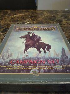 Forgotten Realms Campaign set very good condition!!! Advanced D&D TSR