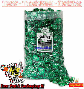 Walkers Nonsuch Mint Toffees Wrapped Sweets Retro Pick N Mix Traditional Party