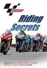 MOTO GP RIDING SECRETS - MOTO GP DVD