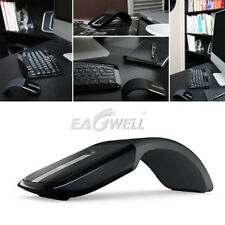 Arc Touch Wireless USB Receiver Mouse Slim Optical Flat Microsoft Touch Mouse