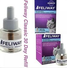 New listing �Feliway Diffuser 30 Day Refill 48 ml Exp. 3/21 {Brand New} Cats�