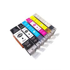 PGI-250 & CLI-251 Colors with 50 Photo Paper Brand New