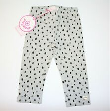 Pumpkin Patch Brand Girls Grey Spotted Pull On Legging Size 3-6 mths Bnwt #Gir1
