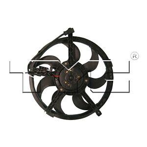 For 2007-2016 Mini Cooper Dual Radiator & Condenser Fan